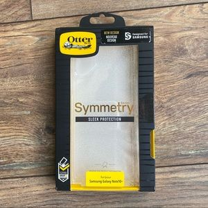 {BNIB}Galaxy Note 10+ Otter Box Glitter Phone Case